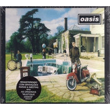 Cd Oasis   Be Here Now   Deluxe Edition  lacrado  Cd Triplo