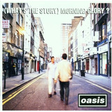 Cd Oasis   What s The Story  9569
