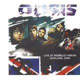 Cd Oasis Live At Wembley Arena England 2008 Original