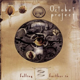 Cd October Project Falling Farther In {import} Novo Lacrado