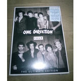 Cd One Direction: Four  ultimate Edition Deluxe   digipack