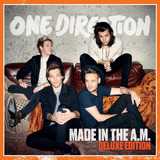 Cd One Direction   Made In The Am   Deluxe Edition  990283