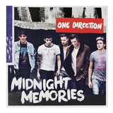 Cd One Direction Midnight Memories Lacrado E Original Barato