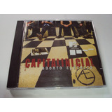 Cd Original   Capital Inicial   Aborto Alétrico   Mtv Especi