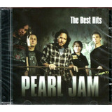 Cd Original   Pearl Jam   The Best Hits   Novo   Lacrado