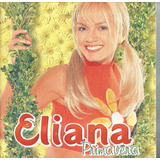 Cd Original Eliana   Primavera