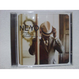 Cd Original Ne yo  Year Of The Gentleman