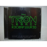 Cd Original Tron Legacy  Reconfigured  Music By Daft Punk