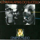 Cd Os Paralamas Do Sucesso   Cinema Mudo   Novo Lacrado