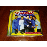 Cd Oz Bambaz   Selecao Musical