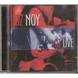 Cd Oz Noy   Jazz     Oz Live   Importado