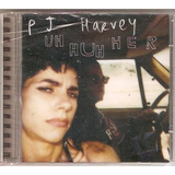 Cd P J Harvey   Uh Huh Her   Novo