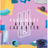 Cd Paramore After  Laughter 2017