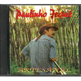 Cd Paulinho Jequié 1997 Artesanal Part  Suely Shock