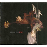 Cd Pearl Jam Live On Two Legs   Digipack