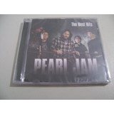 Cd Pearl Jam The Best Hits