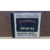 Cd Phil Collins   Serious Hits    Live    Ótimo Estado