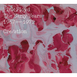 Cd Pink Floyd   The Early Years 1967 1972   Digip  991978