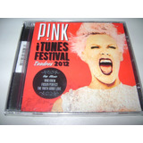 Cd Pink Itunes Festival Londres 2012