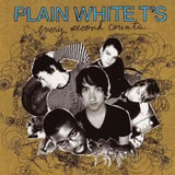 Cd Plain White T s   Every Second Counts  2007  Original