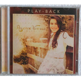 Cd Play-back Rayanne Vanessa - Imutável * Lacrado * Original