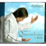Cd Playback J Neto Entre Os Querubins