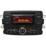 Cd Player Original Renault Sandero     13