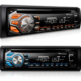 Cd Player Pioneer Deh 1680ub Mixtrax Usb Android Mp3 Wma