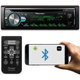 Cd Player Pioneer Deh x50br Bluetooth Interface Android Ios