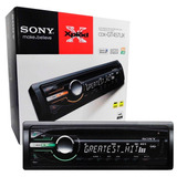 Cd Player Sony Xplod Cdx gt457ux Com Entrada Usb E Aux