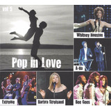 Cd Pop In Love Vol 5 Extreme A  Ha Bee Gees Whitney Houston