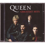 Cd Queen Greatest Hits Novo Original Lacrado Frete R$ 9 10