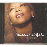 Cd Queen Latifah   Trav lin  Light C  Stevie Wonder Importad