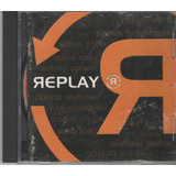 Cd R Replay S c Capa Original usado