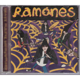 Cd Ramones   Greatest Hits Live   Radioactive   1996
