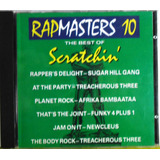 Cd Rap Masters 10 The Best Of Funk Black Miame  Frestyle