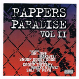 Cd Rappers Paradise   Vol 2  93110