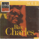Cd Ray Charles - The 20th Century Music Collection - Novo***