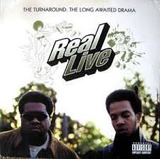 Cd Real Live The Turnaround A Long Awaited Drama  importado