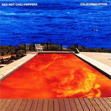 Cd Red Hot Chili Peppers   Californication   1999
