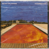 Cd Red Hot Chili Peppers   Californication   Novo