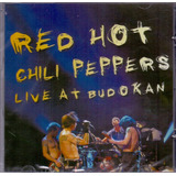 Cd Red Hot Chili Peppers   Live At Budokan   Novo
