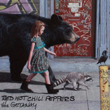 Cd Red Hot Chili Peppers   The Getaway