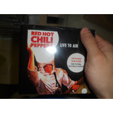 Cd Red Hot Chili Peppers  live To Air  lacrado digipack
