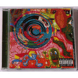 Cd Red Hot Chili Peppers Uplift Mofo Party Plan Rmster Novo