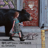 Cd Red Hot Chilli Peppers The Getaway Lacrado