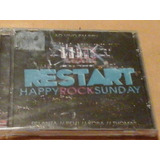 Cd Restart Happy Rock Sunday pop Nac   Cd Lacrado