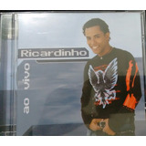 Cd Ricardinho   Ao Vivo