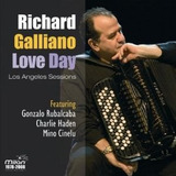 Cd Richard Galliano Love Day los Angeles