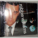 Cd Robbie Williams   I ve Been Expecting You    promoção